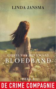 Bloedband Boekomslag
