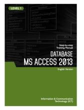 Database (Microsoft Access 2013) Level 1