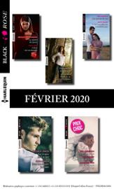 Pack mensuel Black Rose : 11 romans (Février 2020)