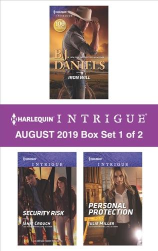 B.J. Daniels, Janie Crouch & Julie Miller - Harlequin Intrigue August 2019 - Box Set 1 of 2