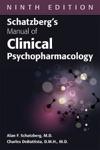 Schatzbergs Manual Of Clinical Psychopharmacology