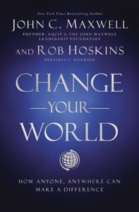 Change Your World Book Cover