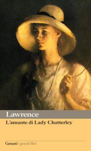 L'amante di Lady Chatterley Copertina del libro