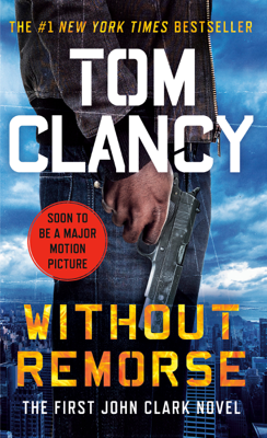 Tom Clancy - Without Remorse book