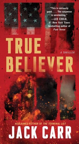 True Believer - Jack Carr book cover