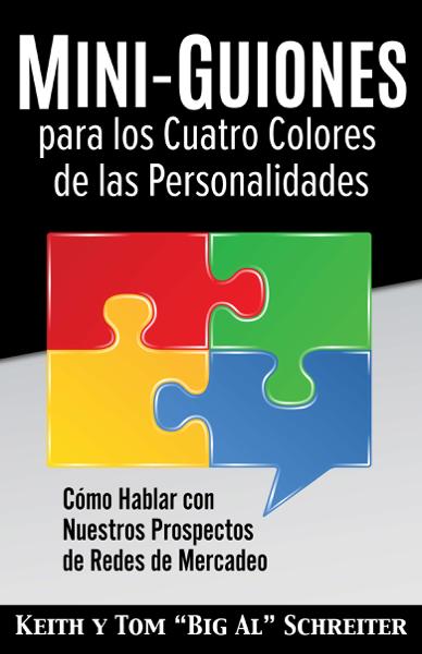 Mini-Guiones para los Cuatro Colores de las Personalidades