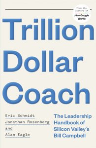 Trillion Dollar Coach Cover Book