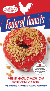 Federal Donuts Book Cover