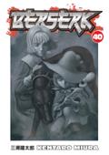 Berserk Volume 40 Book Cover