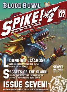 Spike! Journal: Issue 7 La couverture du livre martien