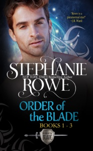 Order of the Blade Boxed Set (Books 1-3)