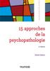 Serban Ionescu - 15 approches de la psychopathologie - 5e éd. artwork