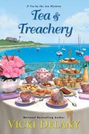 Tea & Treachery - Vicki Delany by  Vicki Delany PDF Download