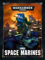Games Workshop - Codex: Space Marines artwork