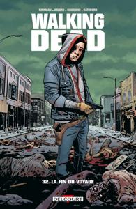Walking Dead T32 La couverture du livre martien