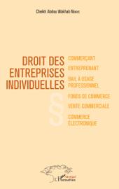 Droit des entreprises individuelles