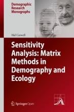 Sensitivity Analysis: Matrix Methods In Demography And Ecology
