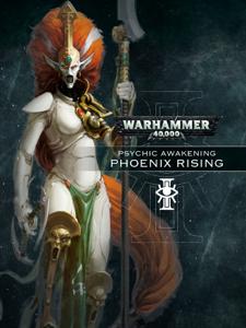 Psychic Awakening: Phoenix Rising La couverture du livre martien