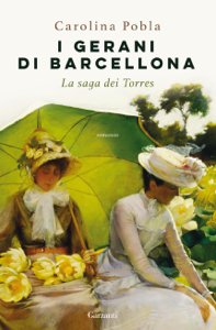 I gerani di Barcellona Book Cover