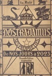 Download and Read Online Nostradamus