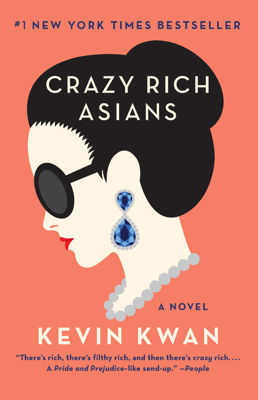 Kevin Kwan - Crazy Rich Asians book