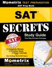 SAT Prep Book: SAT Secrets Study Guide