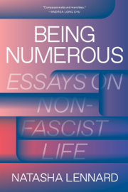 Being Numerous book