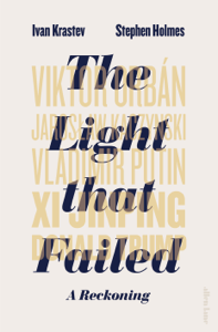 The Light that Failed Cover Book