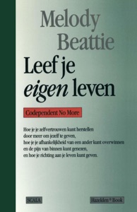 Leef je eigen leven Door Melody Beattie Boekomslag