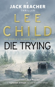 Die Trying Book Cover