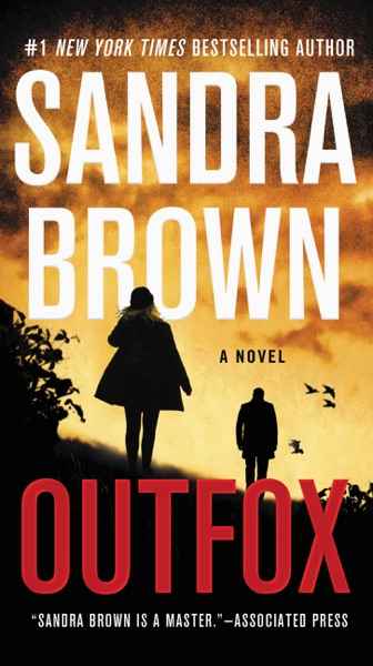 Outfox - Sandra Brown book cover