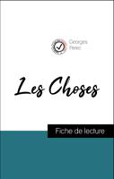 Georges Perec - Analyse de l'œuvre : Les Choses (résumé et fiche de lecture plébiscités par les enseignants sur fichedelecture.fr) artwork