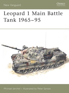 Leopard 1 Main Battle Tank 1965–95 Book Cover