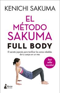 El método Sakuma Full Body Book Cover