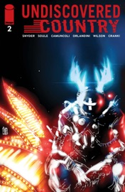 Undiscovered Country #2 PDF Download