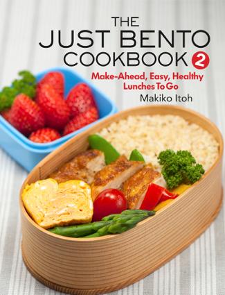 The Just Bento Cookbook 2 - Makiko Itoh