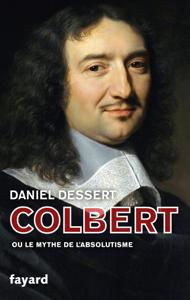 Colbert ou le mythe de l'absolutisme La couverture du livre martien
