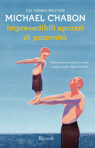 Imprevedibili sprazzi di paternità Libro Cover
