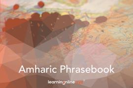 Amharic Extended Phrasebook