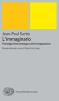 Jean-Paul Sartre - L'immaginario artwork