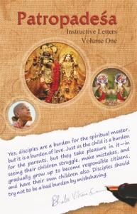 Patropadesa Vol. 1 Book Cover