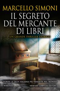 Il segreto del mercante di libri Copertina del libro