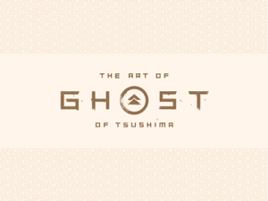 The Art of Ghost of Tsushima Copertina del libro