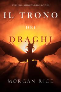 Il trono dei draghi (L'era degli stregoni—Libro secondo) Copertina del libro