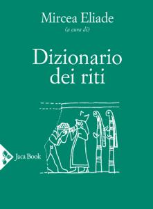 Dizionario dei riti Copertina del libro