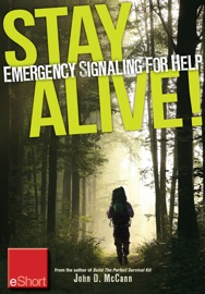 Stay Alive Emergency Signaling For Help Eshort