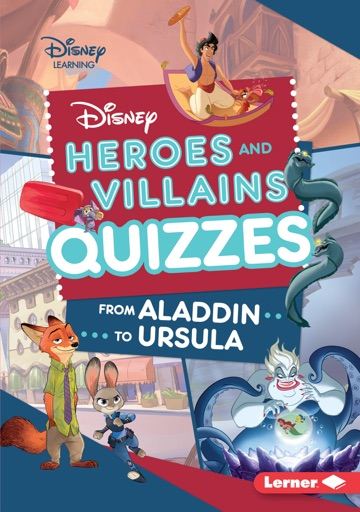 Disney Heroes and Villains Quizzes - Jennifer Boothroyd