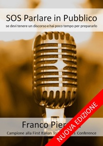 Sos parlare in pubblico:  se devi tenere un discorso e non hai tempo per prepararti Book Cover