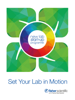 Fisher Scientific - Set your Lab in Motion illustration