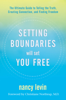 Nancy Levin - Setting Boundaries Will Set You Free artwork